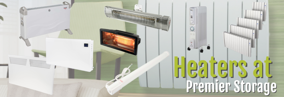 Heaters and Radiators at Premier Storage