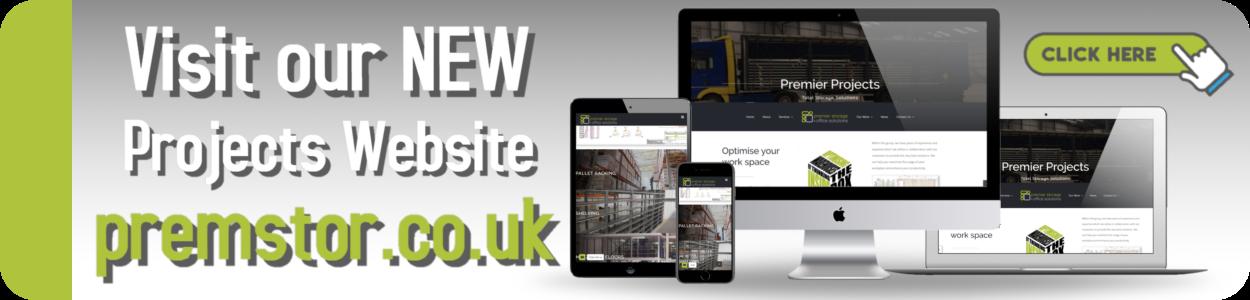 Premier Projects Pallet Racking, Shelving, Mezzanine floors, Partitioning, Racking Maintenance