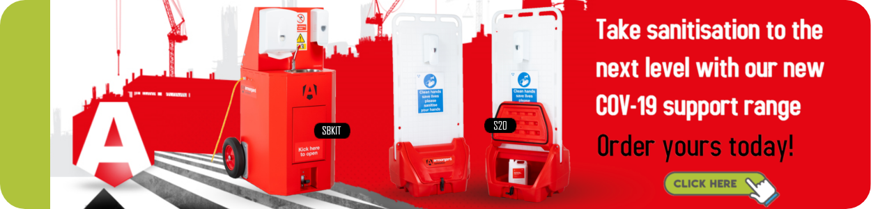 Hand Sanitising Units Contact fee