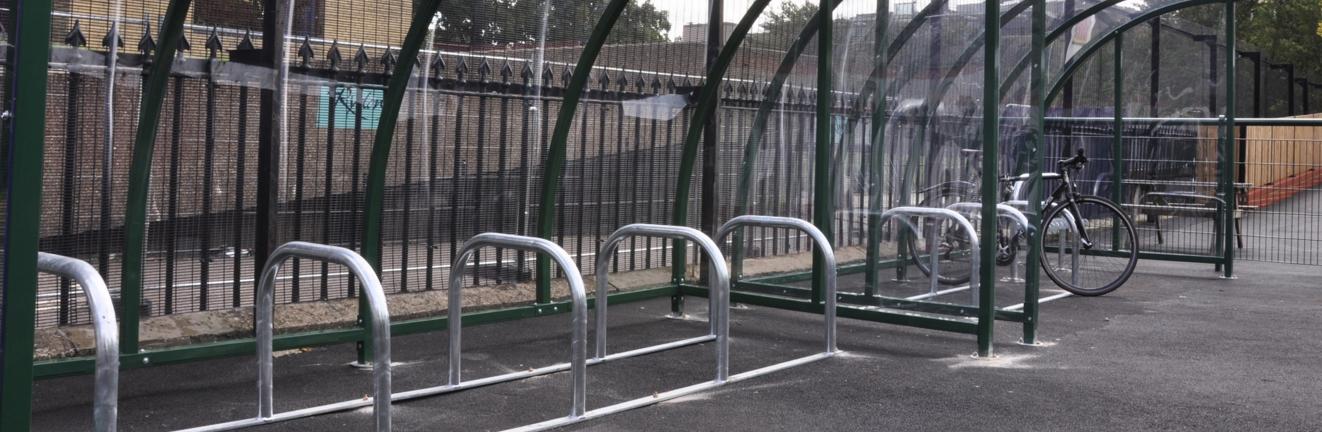 Bike Shelters & Compounds