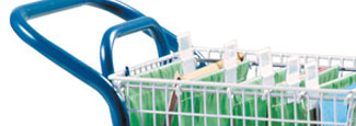 Warehouse Distribution Trolleys