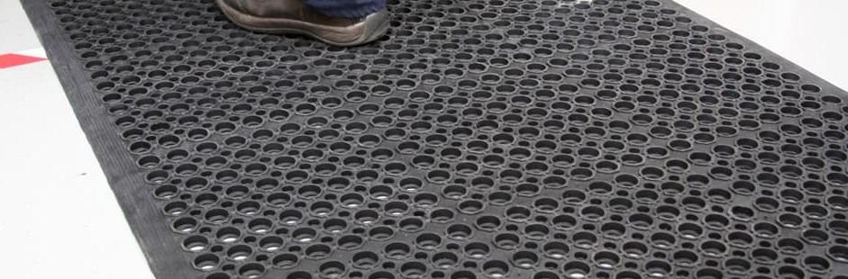 Saftey Flooring & Matting