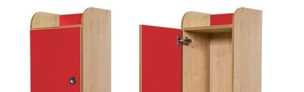 Kubbyclass Lockers