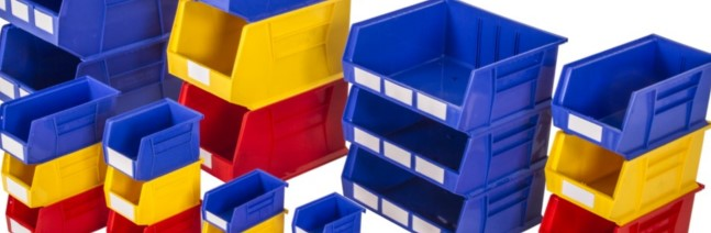 Rhino Tuff Plastic Storage
