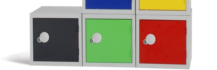 School Cloakroom Lockers