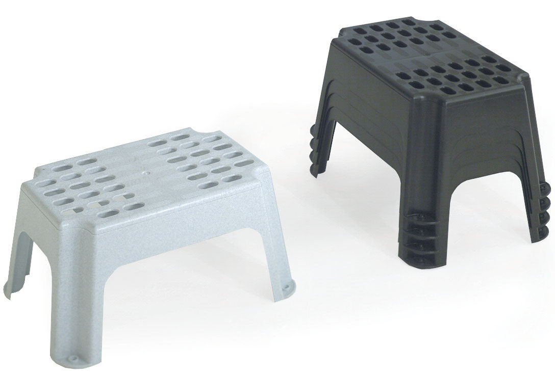plastic step