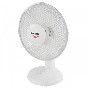 12 Inch Levante Desk Top Fans (LEV12DF)