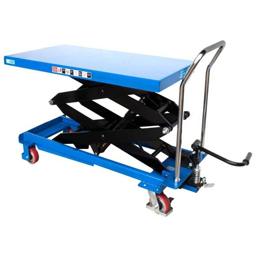 TUFF 150kg Single Scissor Lift Table