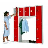 Archway Unit Locker