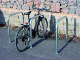 Sheffield Style Cycle Rack