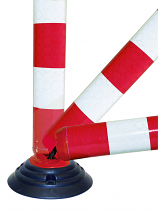 Traffic Line Flexible Post