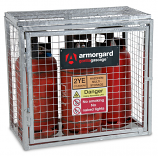 Armorgard Gorilla Gas Cages - Folding gas cylinder cage