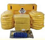 Chemical  Spill Kit in Wheeled Locker 400Litres