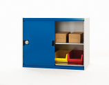 Bott Cubio Cupboard with Sliding Doors - 650mm Deep