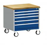 Bott Mobile Drawer Cabinet 800 x 650mm