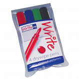 Drywipe Pens with New Ink Formula