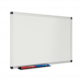 Double-Sided Non-Magnetic Drywipe Whiteboards