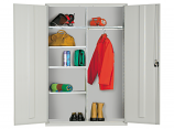 1220mm Wide Clothing & Equipment Cupboard