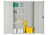 1220mm Wide Janitorial Cupboard
