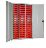 Lockable Tray Cupboards