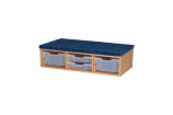 Classroom Step/Seat - includes 4 Trays