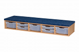 Classroom Step/Seat - includes 7 Trays