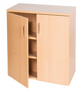 Static Double Door Cupboard - 779mm High