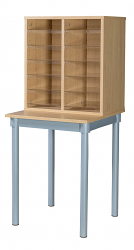 Premium PigeonHole Units With Table