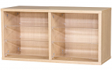 Premium Wall Mountable Pigeonhole Unit - 738mm Wide