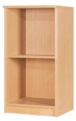 Premium 10 Boxfile Open Storage Unit 914mm High