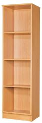 Premium 20 Boxfile Open Storage Unit 1710mm High