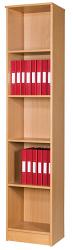 Premium 25 Boxfile Open Storage Unit 2108mm High