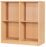 Premium 20 Boxfile Open Storage Unit 914mm High