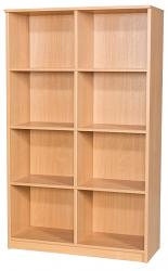 Premium 40 Boxfile Open Storage Unit 1710mm High