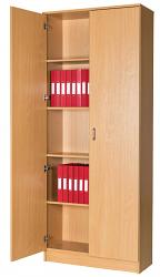 Premium 50 Box File Storage Cupboard 2108mm High