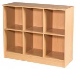 Premium 45 Boxfile Open Storage Unit 1312mm High