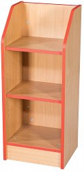Folio Premium 375mm Wide Slimline Library Bookcase