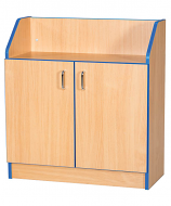 Folio Premium Library 750mm Wide Library Bookcase Cupboard