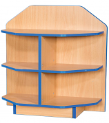 Folio Premium End Bookcase