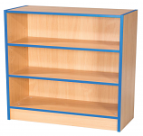 Folio Premium 750mm Wide Flat Top Library Bookcase