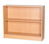 Britannia Metre Wide Double Sided Library Bookcase