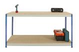 Anco Rivet Workbenches - Full Undershelf
