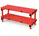 Plastic Cloakroom Benches