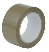 48mm Clear PP Acrylic Tape - Pack of 10