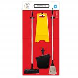 Modulean™ Shadow Boards - Cleaning Board XL