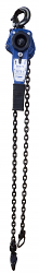 Bravo Lever Hoist - Black Chain