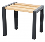 Premium Single Bench