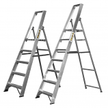 Climb-it Aluminium Stepladder