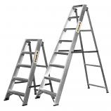 Climb-It Trade Aluminium Step ladders