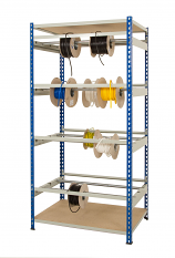 Anco Cable Reel Rack Storage Shelving